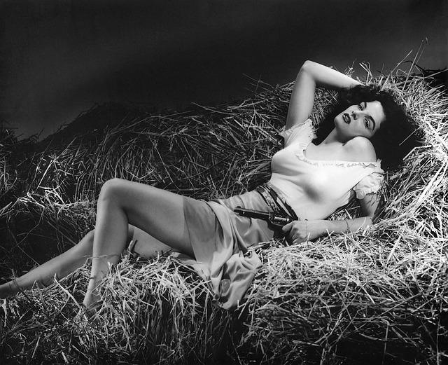 Jane Russell - Diva