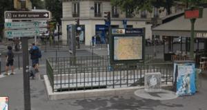 Our Metro Stop - Arts et Métiers